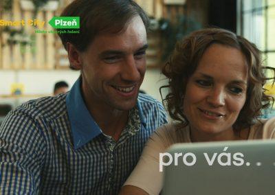 kampaň Smart City Plzeň